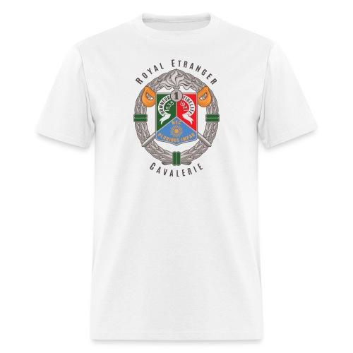 1er REC - 1 REC - Legion - Badge - Dark - Men's T-Shirt