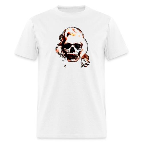 Marilyn Creepy Skull tee - Men's T-Shirt