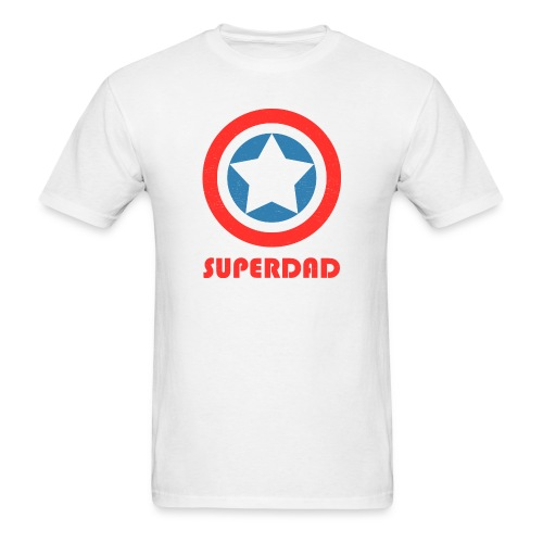 Superdad - Men's T-Shirt