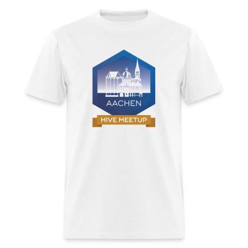 Hive Meetup Aachen - Men's T-Shirt