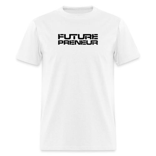 Futurepreneur (1-Color) - Men's T-Shirt