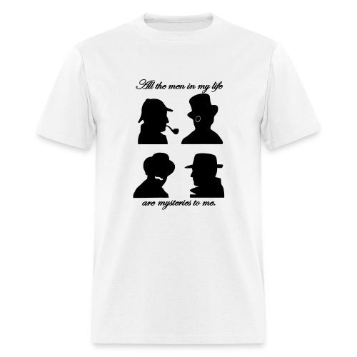 Mystery Men Tote Bag - Men's T-Shirt