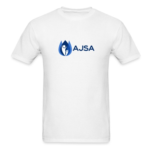 AJSA Bleu - Men's T-Shirt