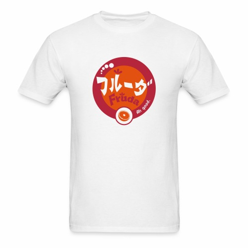FrudaOrange-JPN - Men's T-Shirt