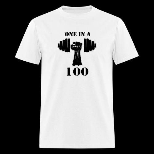 OneInA100 - Men's T-Shirt