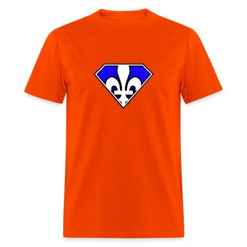 Super Québec - Men's T-Shirt