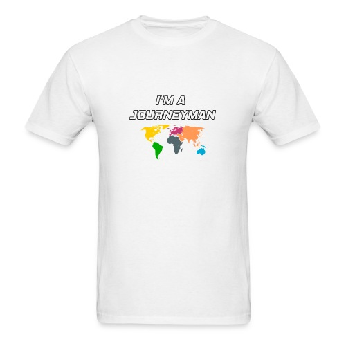 journeyman - Men's T-Shirt