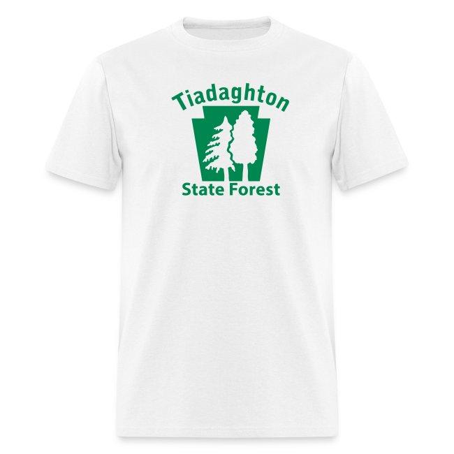 Tiadaghton State Forest Keystone (w/trees)