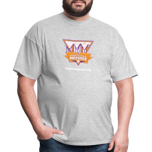 Bootstrap:Physics T-shirt - Men's T-Shirt