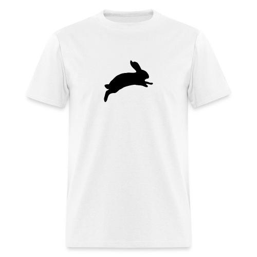 The Rabbyt Logo - Men's T-Shirt