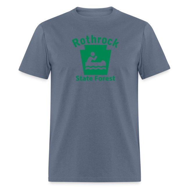 Rothrock State Forest Boating Keystone PA