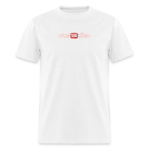 FoodTube Waves - Men's T-Shirt