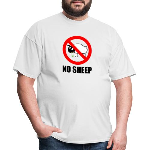 NO SHEEP™ TEE - Men's T-Shirt