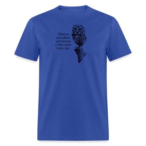 owl - Men's T-Shirt