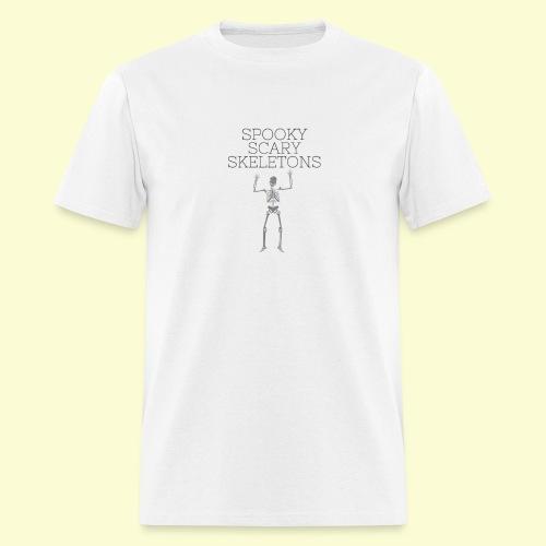 Spooky Scary Skeletons (1) - Men's T-Shirt