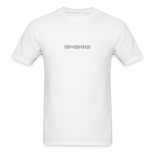 PETAHOTLINE - Men's T-Shirt