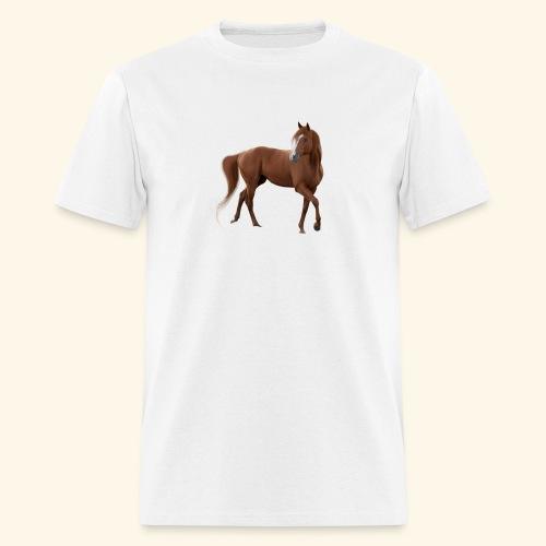 Alivias horse - Men's T-Shirt