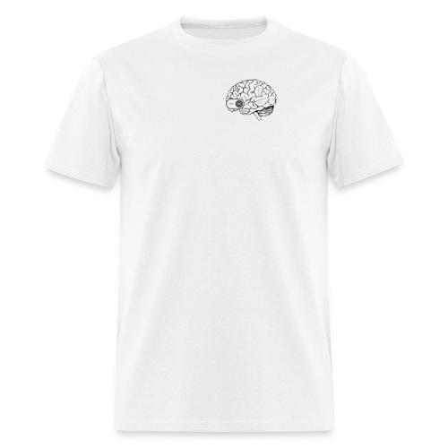 My Brain Can't Breathe - Men's T-Shirt