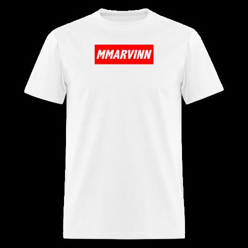MMARVINN BOX LOGO - Men's T-Shirt