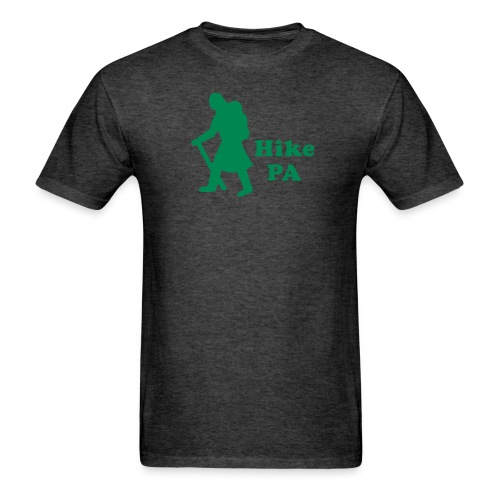 Hike PA Girl - Men's T-Shirt
