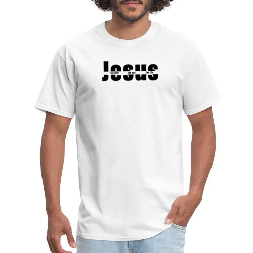 John 14:6 - Men's T-Shirt