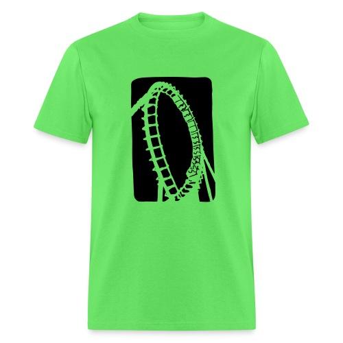 Roller Coaster - Men's T-Shirt