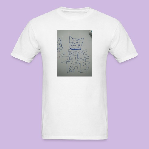 Space kats first design - Men's T-Shirt