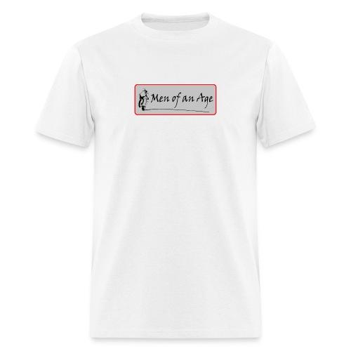 LogoPatch - Men's T-Shirt
