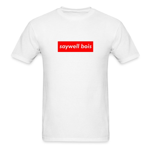 saywell supreme - Men's T-Shirt
