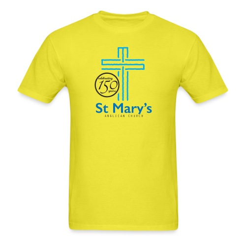 StM 150LOGO colourA - Men's T-Shirt
