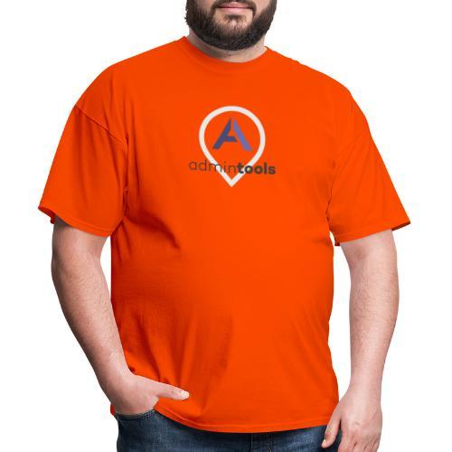 geo jobe Admin Tools - Men's T-Shirt