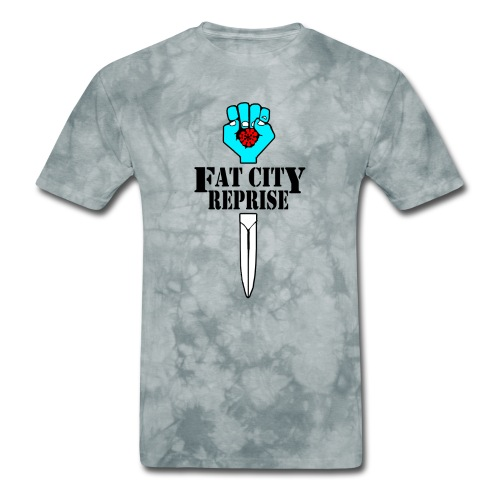 Fat City Fist - Men's T-Shirt