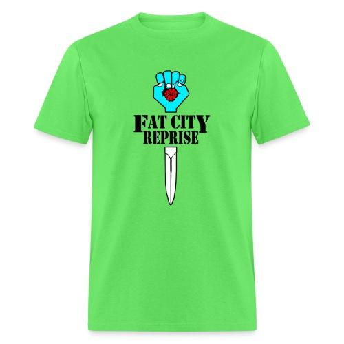Fat City Fist - Men's T-Shirt