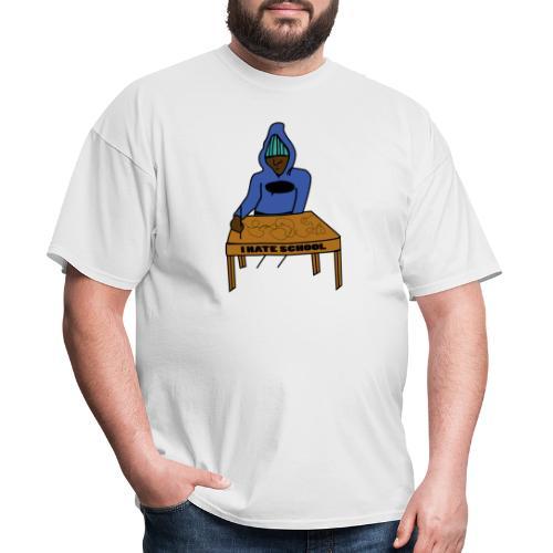 ihateschools - Men's T-Shirt