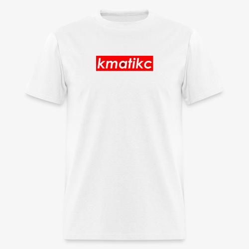 KMATiKC Box Logo - Men's T-Shirt