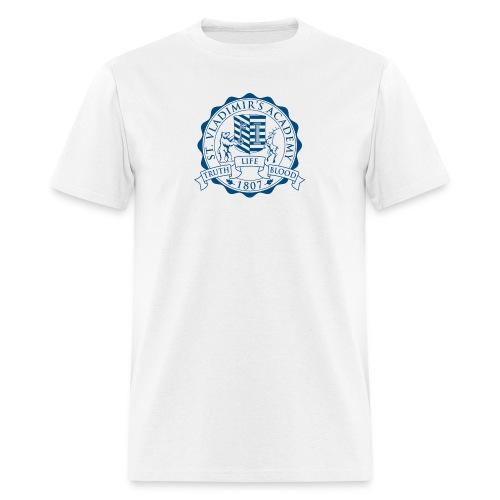 stv crest navy lmdesigns - Men's T-Shirt