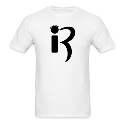 ir logo 2 - Men's T-Shirt