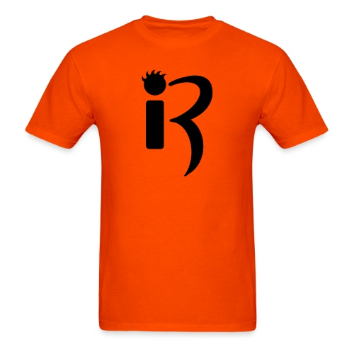 ir logo 2 - Men's T-Shirt
