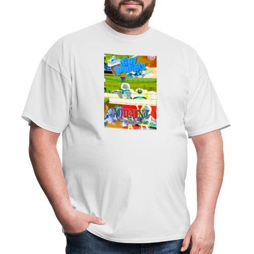TINY PLANETS x AQUAINT - Men's T-Shirt
