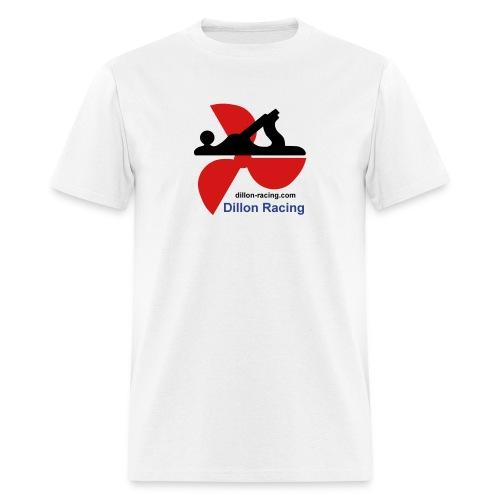 Logo Sticker - Men's T-Shirt