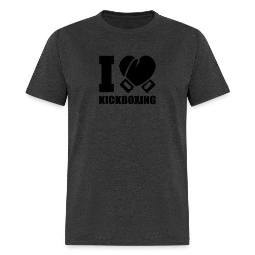 I Love Kickboxing - Men's T-Shirt