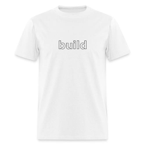 build logo - Men's T-Shirt