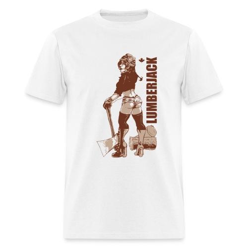 Lumberjack - Men's T-Shirt