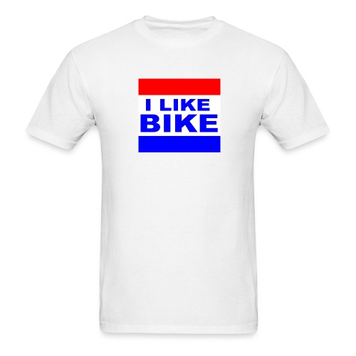 ilikebike - Men's T-Shirt
