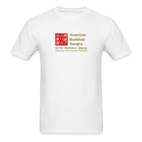 American Buddhist Sangha / Zen Do USA - Men's T-Shirt