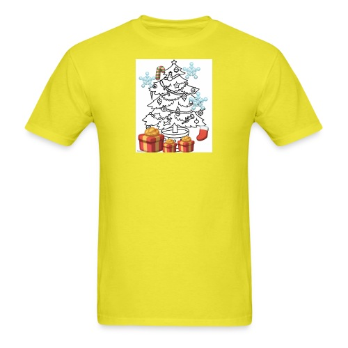 Christmas is here!! - Men's T-Shirt