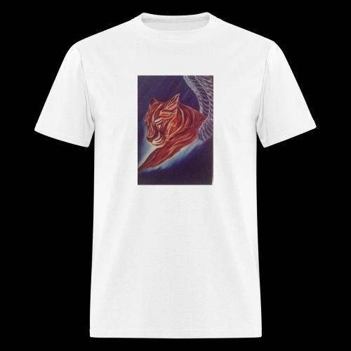 Sleeping tiger Spirit in us - Men's T-Shirt