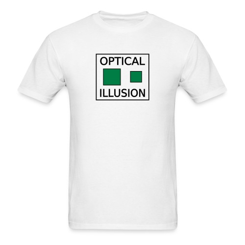 opticalillusion2 - Men's T-Shirt