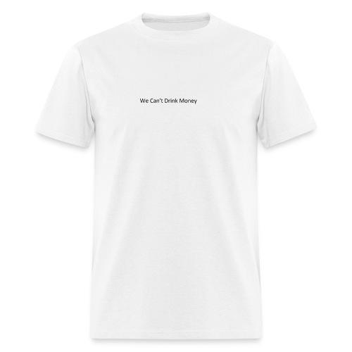 Stop Fracking Movement - Men's T-Shirt