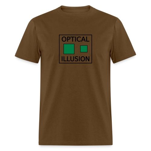 opticalillusion2 - Men's T-Shirt